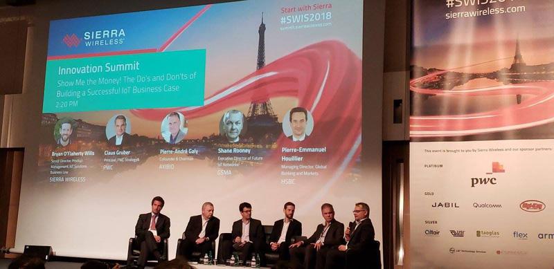 6ème sommet annuel de l'innovation à Paris