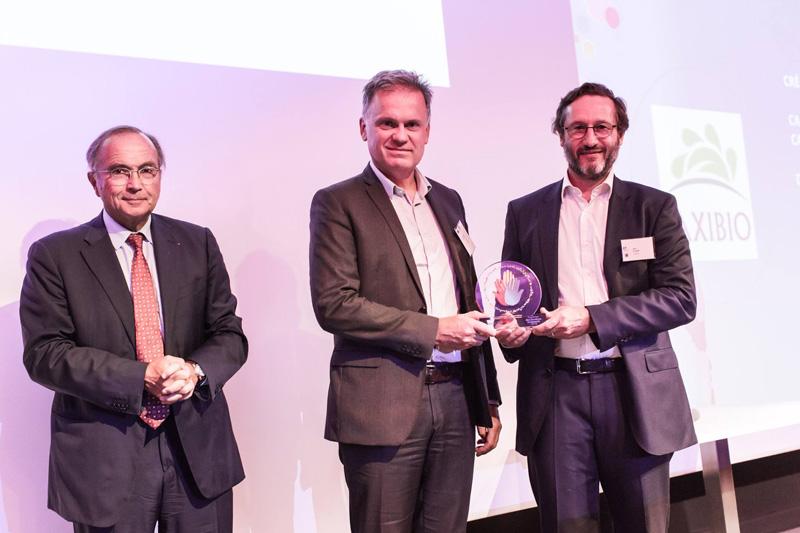 Les Trophées des Services Innovant récompensent Axibio