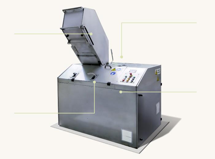 Machine A-600 schéma