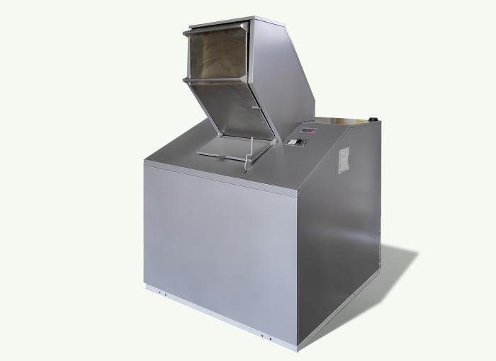 Machine GaïaPro schéma