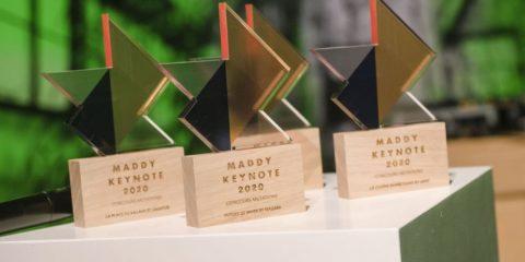 """""""Remise des prix de Maddy Keynote"""""""